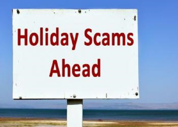 Tips for avoiding well-known holiday scams